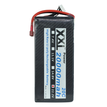 XXL Lipo Battery 20000mah 22 2V 20C For Drones FPV Helicopters RC Models Li polymer Battery