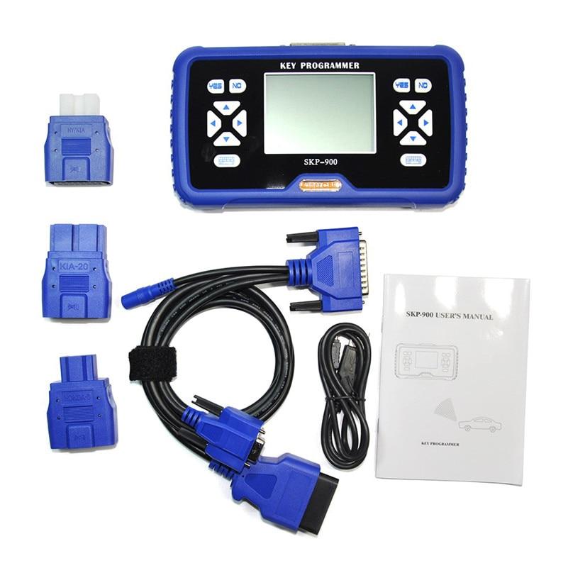 SKP-900 käeshoitav OBD2 automaatvõtmeprogrammeerija V3.3 SKP 900 - Elektritööriistade tarvikud - Foto 1