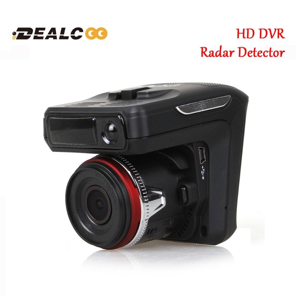 Russian Language Voice Car DVR Camera recoder Radar detector Russian vision GPS Tracker 2 4