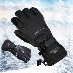 2019 Snowmobile  Riding Winter Gloves  Unisex Snow Gloves Men's Ski Gloves  Snowboard Gloves M-L