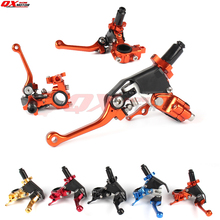 Forged CNC Folding Clutch Lever For KTM SX SXF EXC XC EXC-F EXCF Dirt Bike MX Motocross Enduro Supermoto Off Road Motorcycle
