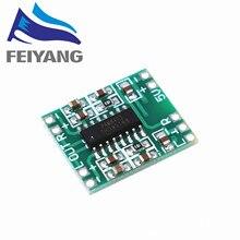 10PCS SAMIORE ROBOT PAM8403 Super mini digital amplifier board 2 * 3W Class D digital amplifier board efficient 2.5 to 5V USB