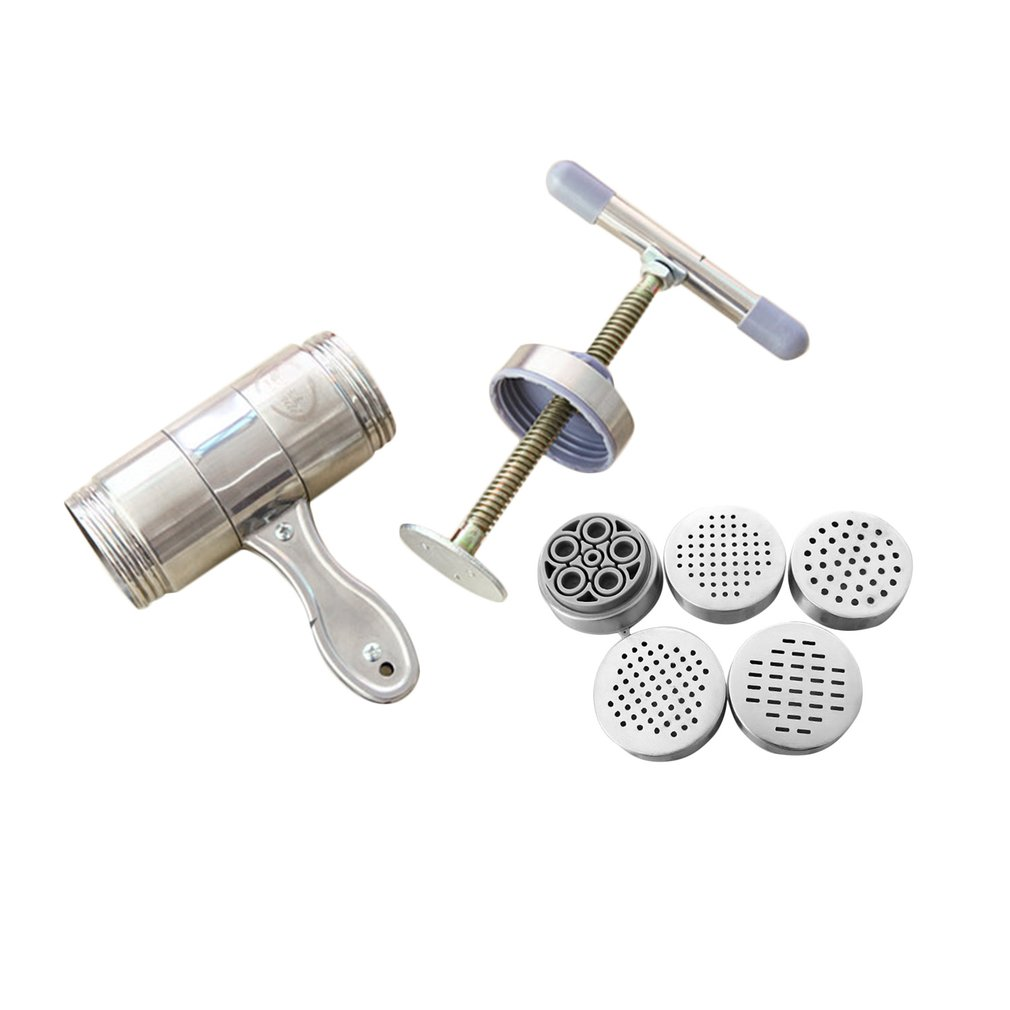 Practical Design Household Use Stainless Steel Pasta Noodle Maker Machine Handmade Noodles Press Spaghetti MachinePractical Design Household Use Stainless Steel Pasta Noodle Maker Machine Handmade Noodles Press Spaghetti Machine