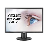 ASUS VA209N 19.5 Inch Full HD IPS Monitor LED Backlight Computer Monitor Optimal Resolution Up to 1440x900 Home PC Use