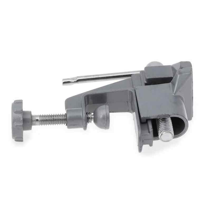 30mm Mini Mesa Universal Vice Braçadeira Banco Screw Torno de bancada para DIY Craft Repair Fixo Ferramenta Da Broca Elétrica Fábrica Família peças pequenas