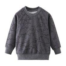 Sweatshirts Baby Boys Girls Outwear Cotton