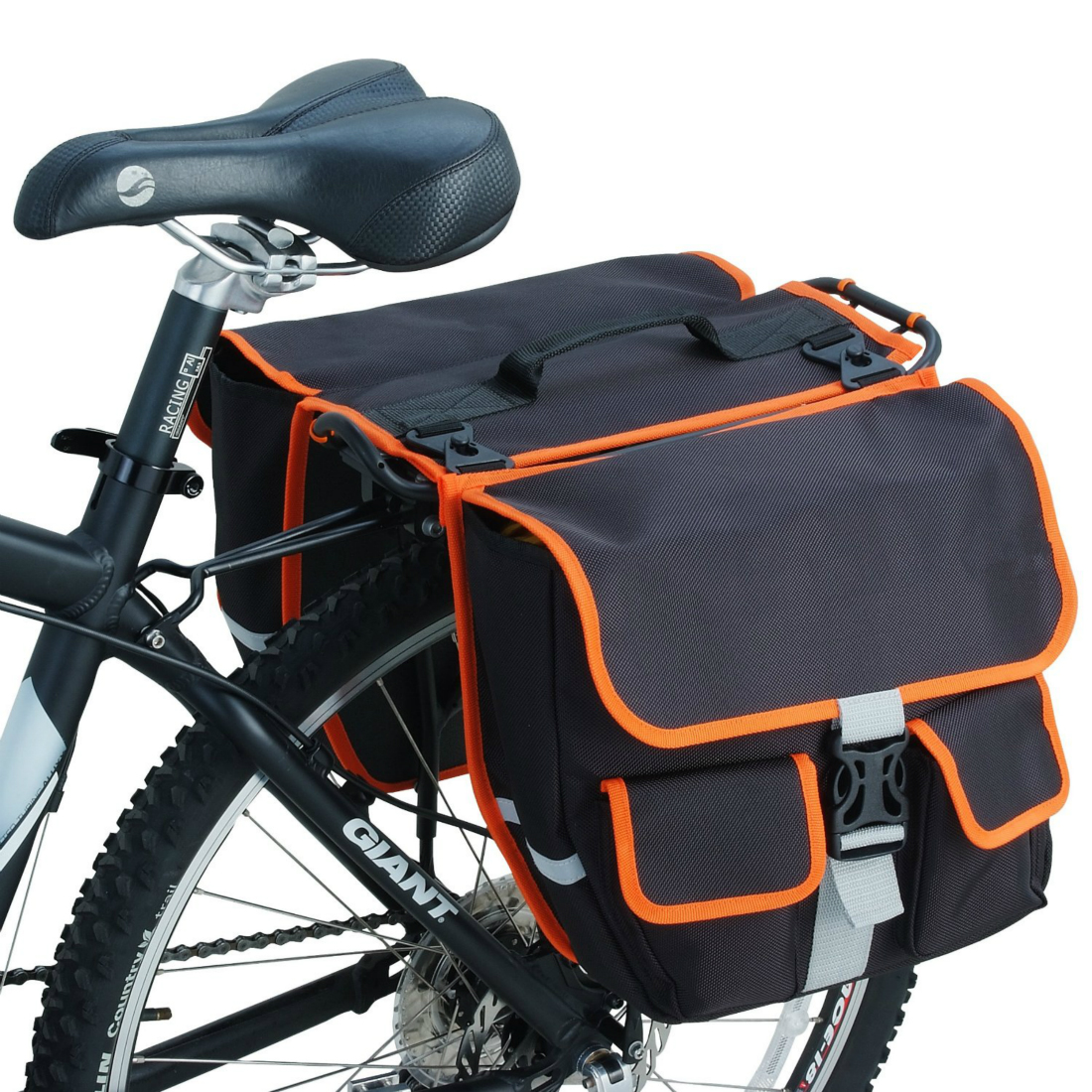 2018 New Pro Team MTB Mountain Bicycle Rack Pack Double Side Bike Luggage Bags Container Bag Panniers Cycling Outdoor Bags pro biker multifunction motorcycle riding travel luggage saddle bag bicycle side bags saddlebags motor rainproof tool tail bags