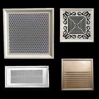 30*30cm Fancy Wall Ceiling Air Vent Ventilator Grille VENT COVER