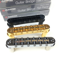 Original GOTOH GE103B T Saddle Tune O Matic Style Electric Guitar Bridge For Epip Standard LP SG DOT Custom MADE IN JAPAN