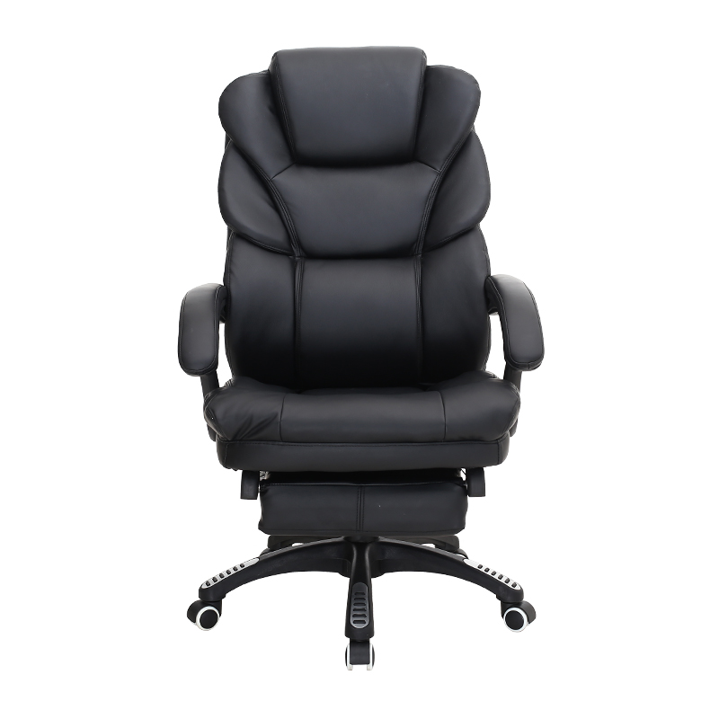 Soft Beauty Chair Rotating Beauty Massage Experience Stool Synthetic Leather Computer Chair Lunch Break PU Office Chair Seat