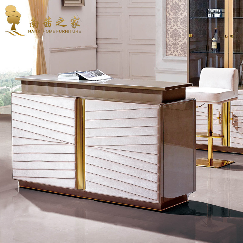 Italian design home furniture bar table living room cabinet hotel ...