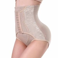 Women High Waist Shapers Butt Lifter Control Pants Panties Postpartum Belly Shape Slimming Underwear Enhancer Buttock