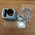 STARPAD Para Longxin triciclo CG200 conjuntos de cilindros refrigerado por aire refrigerado por aire de pistón combinación para Loncin LC 200
