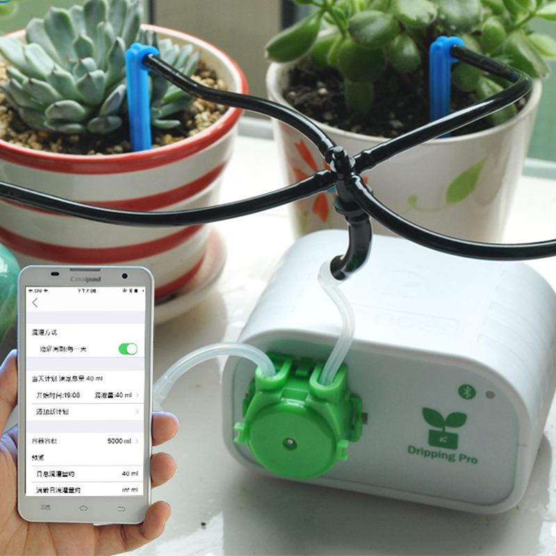 Automatic Watering Device Mobile Phone Control Intelligent