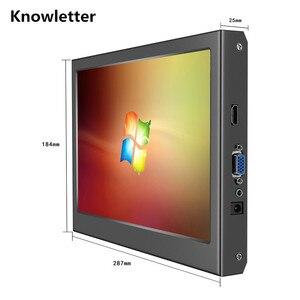 Image 3 - 11.6 מתכת מעטפת HD מסך רחב 1920x1080 IPS פנל צג תמיכת HDMI עבור XBox PS WiiU משחק קונסולה/פטל Pi