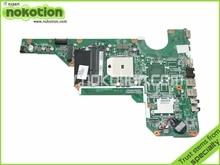 laptop motherboard for hp pavilion G7 G7-2000 683029-501 DA0R53MB6E0 683029-501 AMD 218-0755097 DDR3