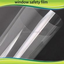 50 cm x 300 cm 2PLY Coche Automático Casa Comercial Decorativo Películas para Ventanas de Seguridad de Películas de Tinte Solar