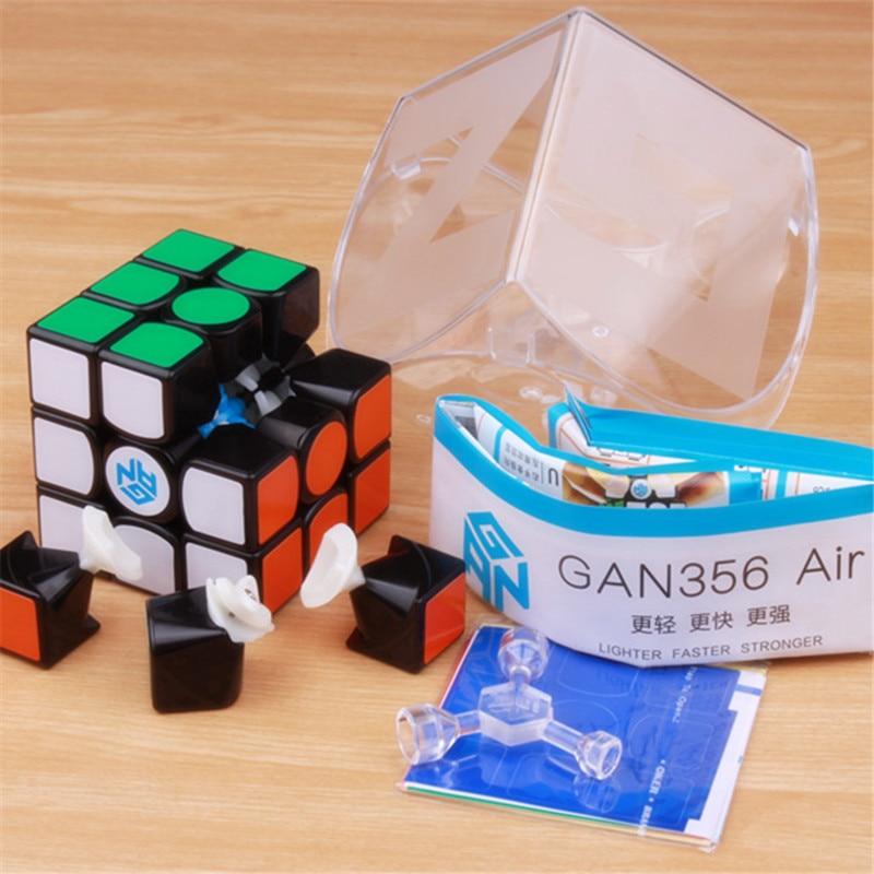 Cube de vitesse de l'air GAN 356 GANS cubo magico profissional puzzle - Jeux et casse-tête - Photo 4