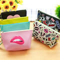 Fashion Women Cosmetic Bag Personality Beauty Bag Bolsa Maquiagem Beautician Cosmetiquera Zipper Bag Travel Maquillage Neceser