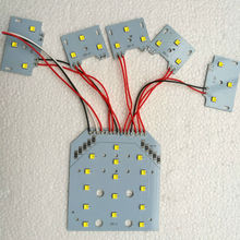 Lamp nail tool replacement Led bulbs for 48W Sunone nail dryer Led lamp