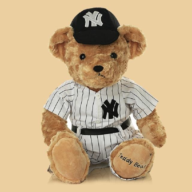 aliexpress: comprar 2016 lindo oso de peluche del béisbol