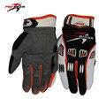 Pro-biker motocross off road guantes respirables guantes de la bicicleta guantes de moto de carreras de motos de equitación antideslizante guantes de bici de la suciedad