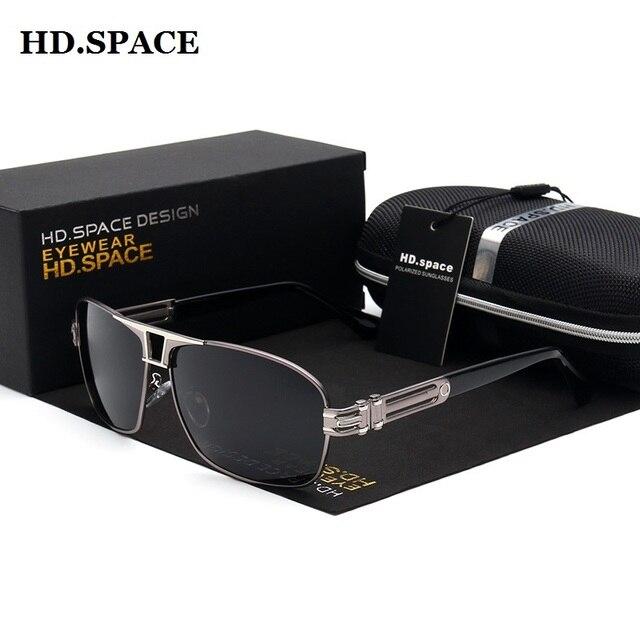 Polarizadas Gafas de sol mujer hombres espejo Gafas de sol hombres  conductor Sol Gafas hombres marca ba0ce8eab7c6