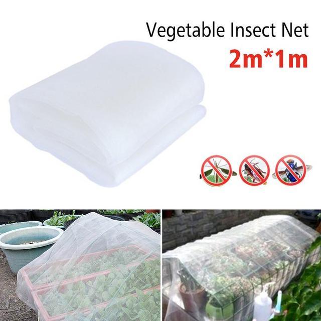 Attrezzi per il Giardinaggio Nursery Verdura Biologica Bug Zanzariera Insetto Ba