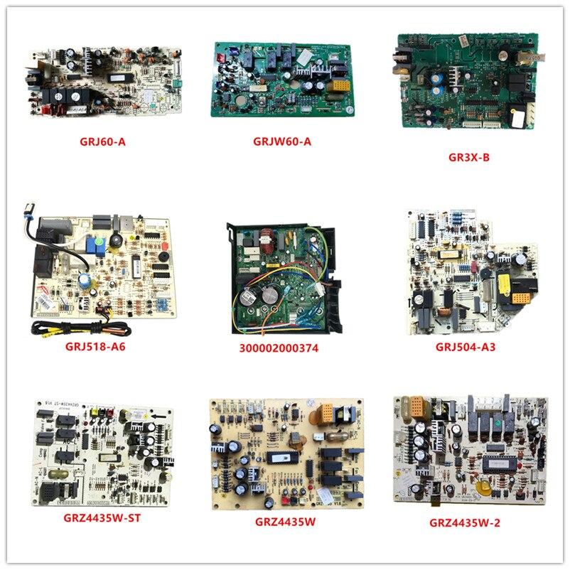 GRJ60-A| GRJW60-A/A3| GR3X-B| GRJ518-A6| 300002000374 GRJ504-A3| GRZ4435W-ST| GRZ4435W| GRZ4435W-2 Used Good Working