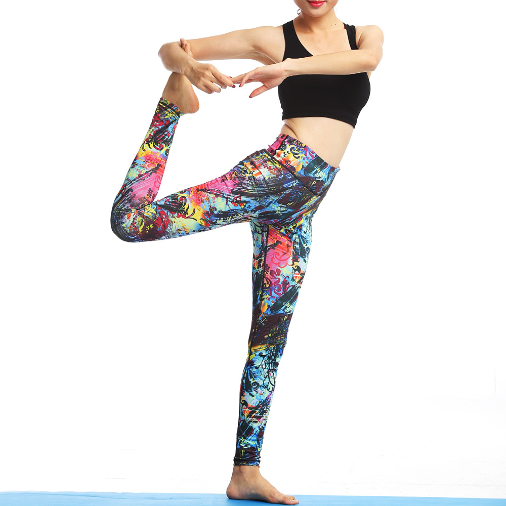 women yoga Fitness pants  (2)