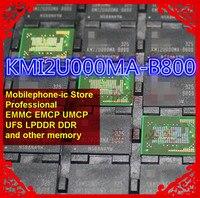 KMI2U000MA-B800 bga186ball emcp 32 + 16 32 gb 휴대 전화 메모리 새로운 원본 및 간접 납땜 된 공 확인