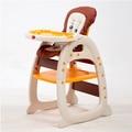 Gromast 3 em 1 bebê de jantar cadeira multifuncional cadeira de bebé para o bebê comer mesa aprendizagem