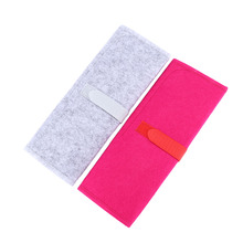 Travel Hair Straightener Storage font b Bag b font Curling Iron Pouch Heat Resistant Mat Pad