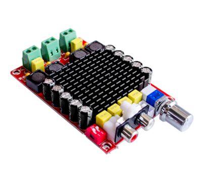 TDA7498 Class-D High power Digital amplifier board 2x 100w amplifiers amplificador audio DC 12V 24VTDA7498 Class-D High power Digital amplifier board 2x 100w amplifiers amplificador audio DC 12V 24V