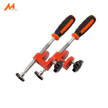 2pcs Single Spindle Screw Edge Clamps