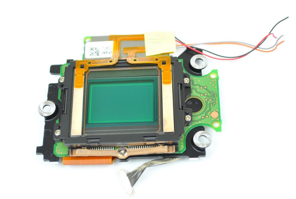 Original CCD CMOS without Flex Cable Camera Repair Parts for Nikon D90 цена