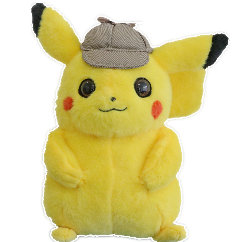 "Pikachu Pokemon Plush Sun Moon 6/"" Inch New Licensed Pokemon Toy Factory"