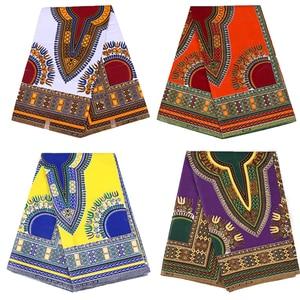 Image 4 - 100% Katoen Afrika Ankara Prints Wax Stof Java Real Pagne Naaien Materiaal Voor Christams Party Jurk Craft Accessoire Lendendoek