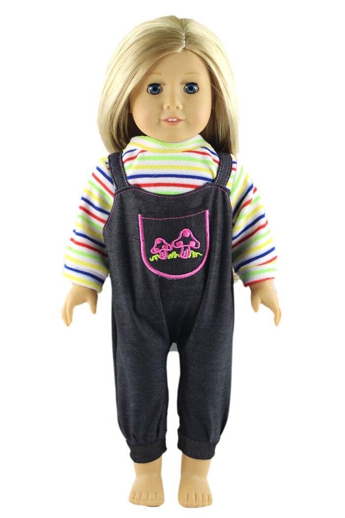 ₪1 unids/set invierno vestido para muñeca American Girl, ropa para ...