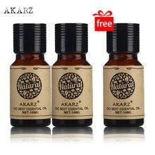 AKARZ znane marki najlepszy zestaw posiłek Osmanthus olejek aromaterapia pielęgnacja twarzy ciała skóry kup 2 dostać 1