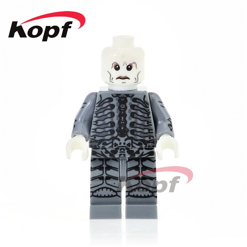 Single Sale Super Heroes Prometheus Parasite Alien Ellen Ripley Joker The Movie Series Building Blocks Children Gift Toys PG1126 single sale super heroes red yellow deadpool duck the bride terminator indiana jones building blocks children gift toys kf928