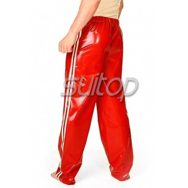 Pantalones Caucho Pantalones Látex De De RnZgz6