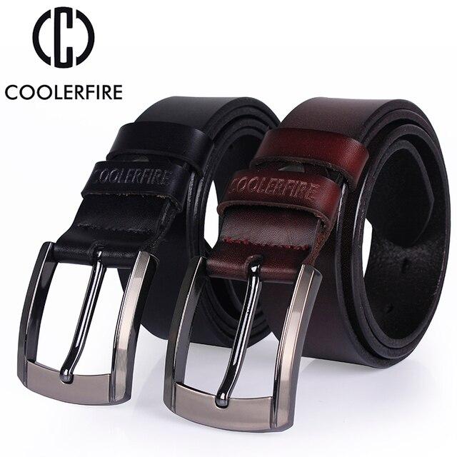 Luxury Genuine Leather Belt 1