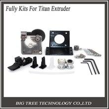 3D Принтер части BIQU Черная Вдова Полностью Комплекты Для Titan Экструдер для 1.75 мм 3D принтер экструдер для J-глава боуден 3d0390