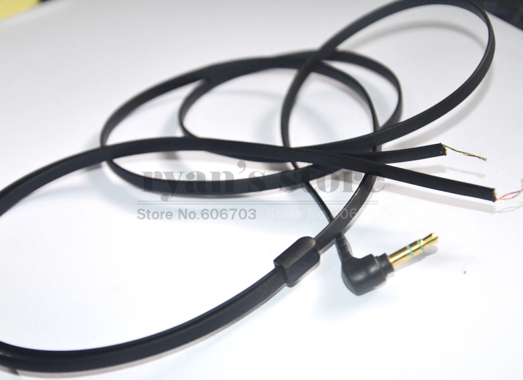 Flat Electronic Cables : Sony mdr xb mm wire diagram wiring