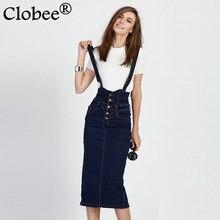 1ec4a99e54 2019 Mulheres Da Moda Cinta Saia Plus Size Saia Jeans Stretch Para As  Mulheres Sexy Slim Saias Formal Abrir Fenda Saia Jeans