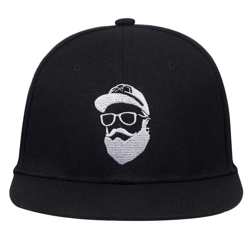 2018 new grey cool hip hop cap men women hats vintage embroidery character baseball caps gorras planas bone snapback hat gorros