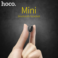 HOCO Mini In Ear Music Earphone Bluetooth V4 1 Business Being Elegant Sweatproof Wireless Earphone For
