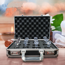 알루미늄 합금 악기 수리 카메라 사진 도구 홀더 보관 케이스 상자 무거운 의무 비행 케이스 거품 삽입