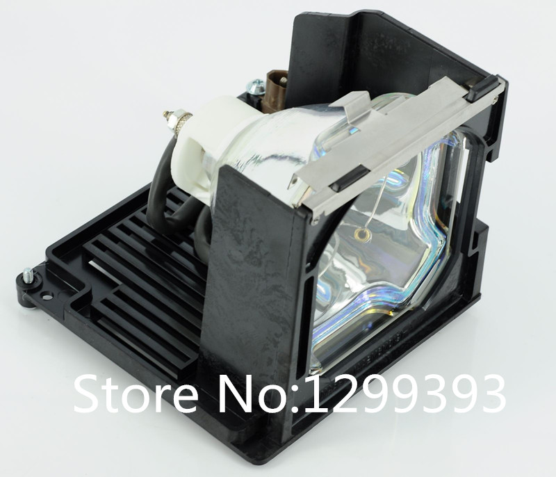 LV-LP17 for CANON LV-7555 Compatible Lamp with Housing Free shipping free shipping lamtop compatible projector lamp lv lp35 for lv 7295